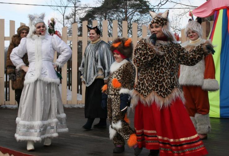 Праздники в Вересковой усадьбе